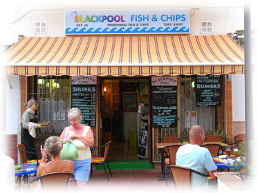 Blackpool Fish & Chips